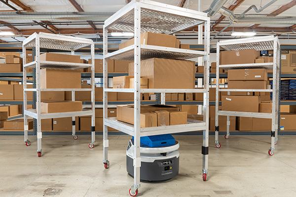 Cartconnect Autonomous Cart Based Workflows Material Handling 24 7