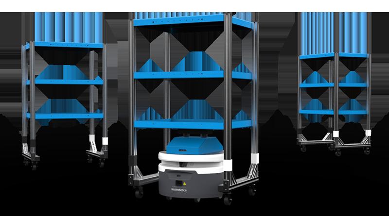 CartConnect Autonomous Cart-Based Workflows - Material