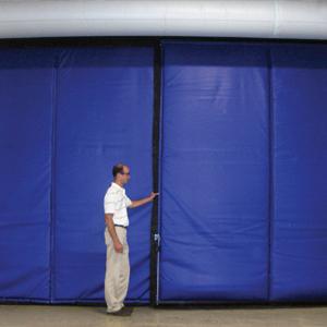Bzh Blast Freezer Curtain Wall Material Handling Product News