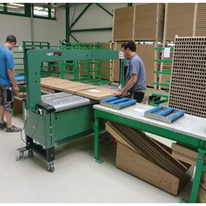 Full Line Of High Speed Machines For End Of Line Packaging Material Handling Product News