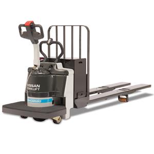 Product: RPX Series walkie/rider pallet truck - Material Handling ...