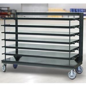 4 Pieces Server Cabinet Casters Wheels Racks Heavy Duty