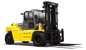 9 Series 160D-9 forklift with tier four final diesel engine