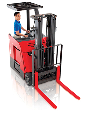 Model 4250 Stand Up Counterbalanced Lift Trucks Material