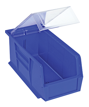Clear Lids For Plastic Ultra Stack And Hang Bins