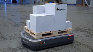 OTTO self-driving warehouse robot - Material Handling 24/7
