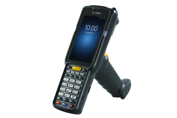 90b078c717 Zebra Technologies MC3300 handheld mobile computer. Capture any condition  1D 2D bar codes with Android-OS handheld computer