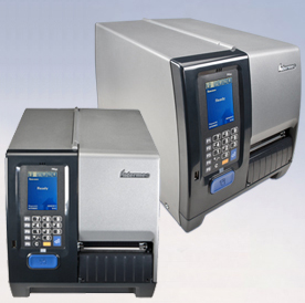 PM43 and PM43c industrial mid-range rugged label printers