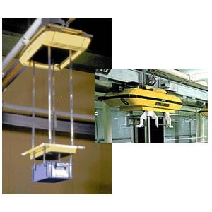 Sky Rav Overhead Hoist Transport Product Line Material