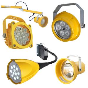Dla 16w Led Dock Light Head Material Handling 24 7