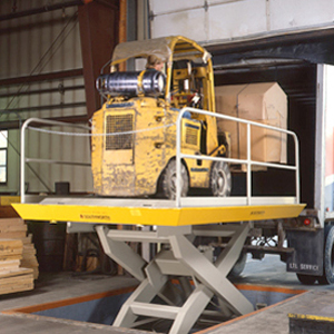 Hydraulic Lifts For Loading Docks Gallery Diagram