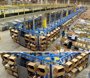 All Automated Storage Products Material Handling Product