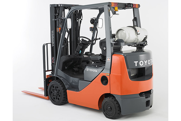 Image Courtesy Of Toyota Material Handling, U.S.A.