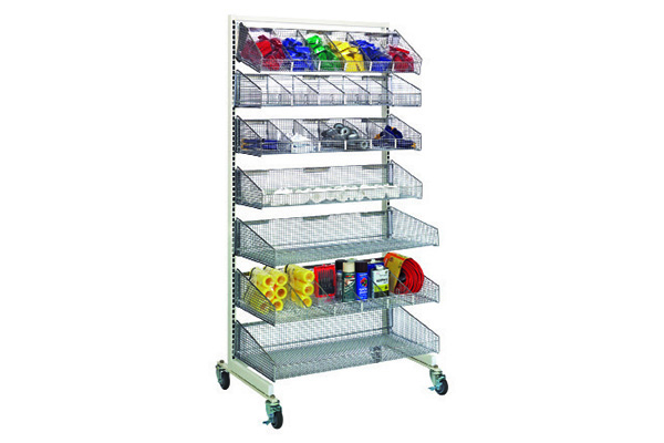 Add structure to your warehouse storage goals - Modern Materials