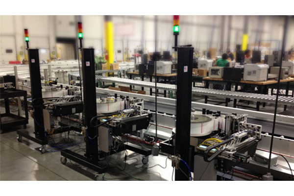 Zebra label print-and-apply systems - Material Handling 24/7