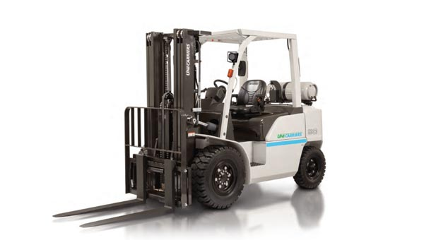 Nomad Forklift UniCarriers